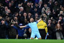 رکوردشکنی آگوئرو در لیگ برتر انگلیس