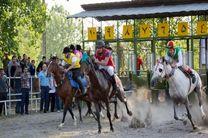 برگزاری پنجمین دوره مسابقات سوارکاری در رشت