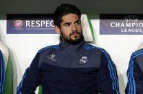 پیشنهاد رئال مادرید به ایسکو برای ماندن در سانتیاگو برنابئو