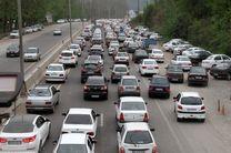 آخرین وضعیت ترافیکی و جوی جادهها در 13 آبان ماه