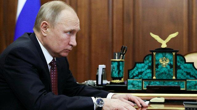 پوتین به دلیل شیوع ویروس کرونا، تحت مراقبت های ویژه است