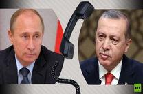 اردوغان و پوتین درباره قدس و بحران سوریه تلفنی با هم گفتوگو کردند