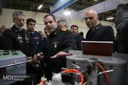 نمایشگاه توانمندی های نیروی دریایی ارتش