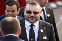 محمد ششم در راستای حل بحران قطر به دوحه سفر کرد
