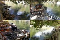 آزاد سازی مسیر رودخانه زاینده رود
