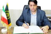 پیام تبریک رییس سازمان نظام مهندسی کشاورزی یزد در پی تحویل سال جدید