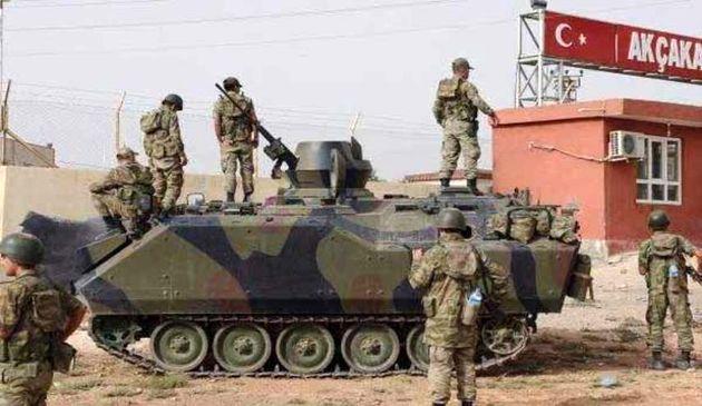 عملیات در شمال سوریه تا منبج و شرق فرات ادامه پیدا می کند