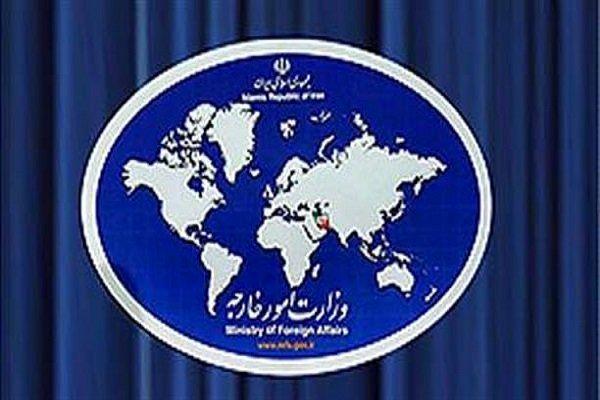 وزارت خارجه به غیر متعارف بودن تجدید میثاق با امام واکنش نشان داد