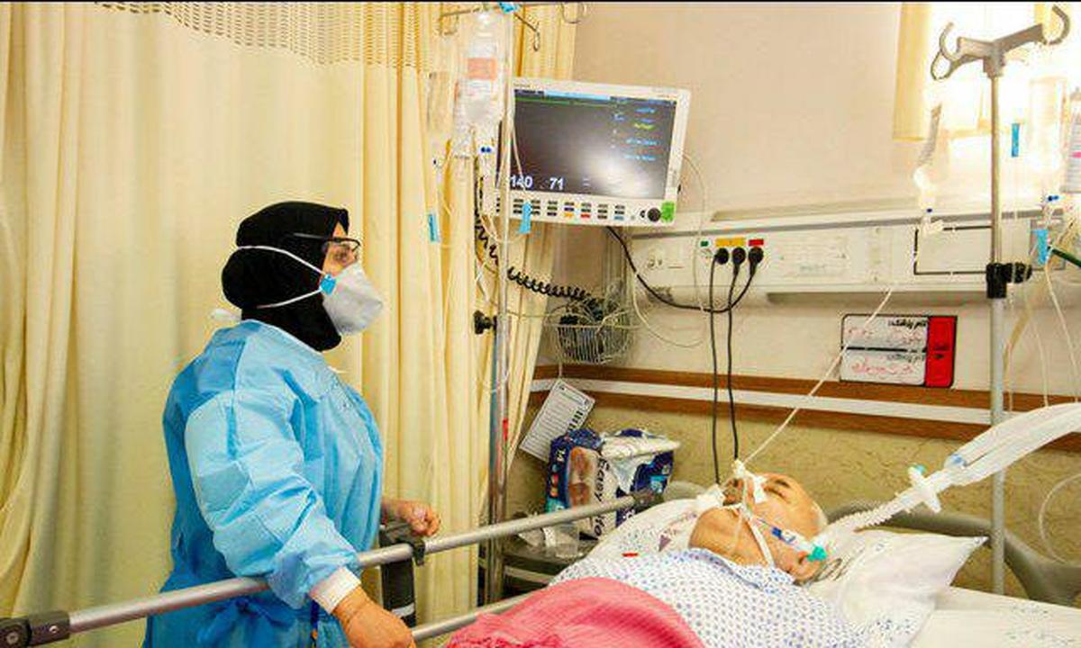 مبتلا شدن 1686 بیمار جدید به ویروس کرونا در اصفهان / 384 بیمار بدحال