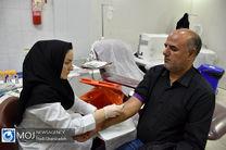 بیش از 2 هزار نفر  در تاسوعا و عاشورای حسینی  به پایگاه های اهدای خون  مراجعه کردند