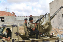 """حمله هوایی نیروهای دولت وفاق ملی لیبی علیه طرفداران """"خلیفه حفتر"""""""
