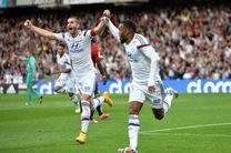 پیروزی لیون در لیگ فرانسه