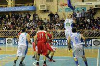 بسکتبالیست های کردستانی در جدال با تیم آرارات تهران ناکام ماندند