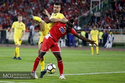 دیدار+تیم+های+فوتبال+پرسپولیس+ایران+و+السد+قطر+(۲)