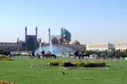 هوای اصفهان در وضعیت پاک قرار دارد