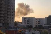 حمله موشکی گسترده به تل آویو و شهرک های صهیونیست نشین