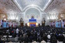 تجدید میثاق شهردار و پرسنل شهرداری تهران با آرمان های بنیانگذار انقلاب اسلامی
