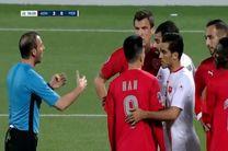 نتیجه بازی الدحیل قطر و پرسپولیس/ ادامه اشتباهات داوری در آسیا
