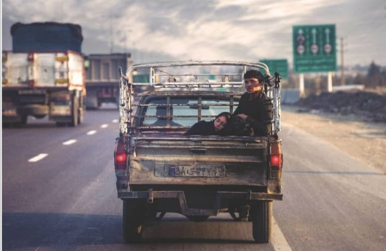 رفتن در چین اکران میشود