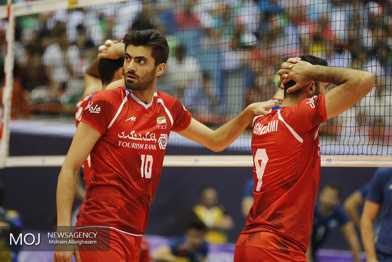 برنامه کامل بازی های تیم ملی والیبال ایران در لیگ ملت ها