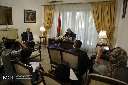 نشست خبری هفته فیلم ارمنستان در ایران