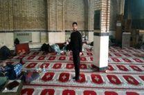 اسکان زائران غیر ایرانی در آستان مقدس امامزاده هاشم(ع) رشت
