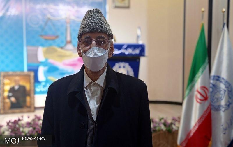 محمدحسین حجاریان «نخستین وکیل دادگستری در لرستان»، تجلیل شد