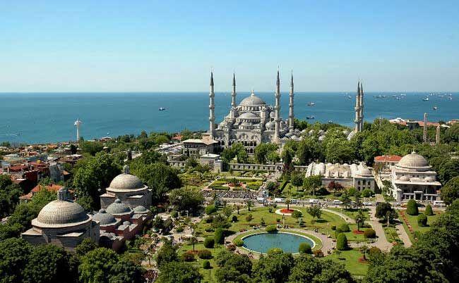 دیدنی های جنگل بلگراد در تور استانبول
