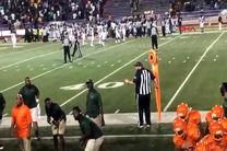 10 نفر بر اثر تیراندازی در یک مسابقه فوتبال در آمریکا مجروح شدند