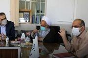ترمیم و جانمایی تصاویر شهدای بلوار سنتو و مدرس در میبد انجام می شود