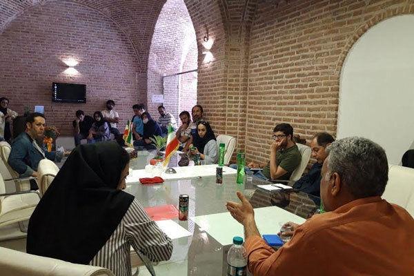 ششمین جلسه پیچینگ فیلمنامه دفاتر انجمن در سراسر کشور برگزار شد