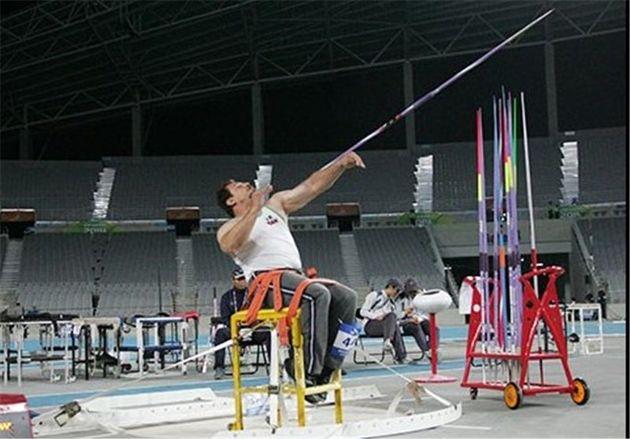 رکوردگیری از دوومیدانیکاران برای انتخاب نهایی ترکیب اعزامی به پارالمپیک