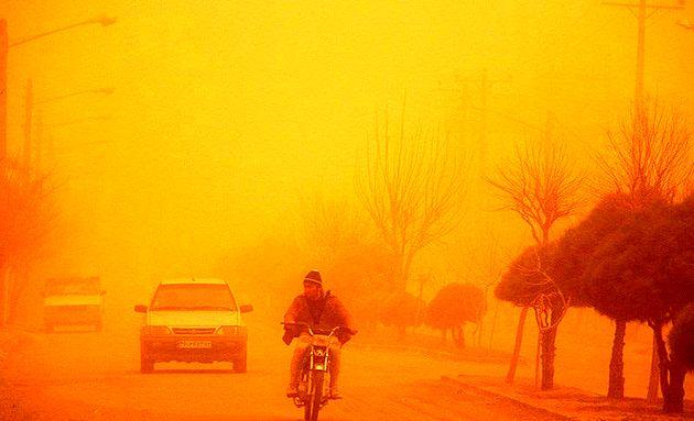 تندباد و گرد و خاک خوزستان را فرا خواهد گرفت