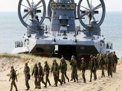 دیلی تلگراف: نیروهای روس در نزدیکی مرزهای کرهشمالی مستقر شدند