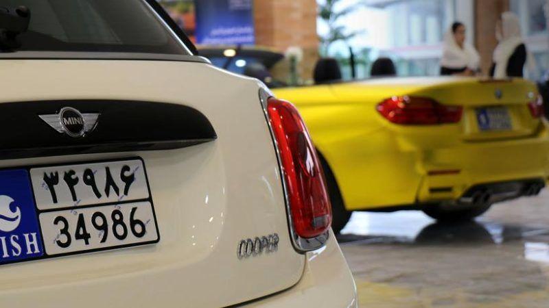 مجوز خروج خودروهای پلاک کیش لغو شد