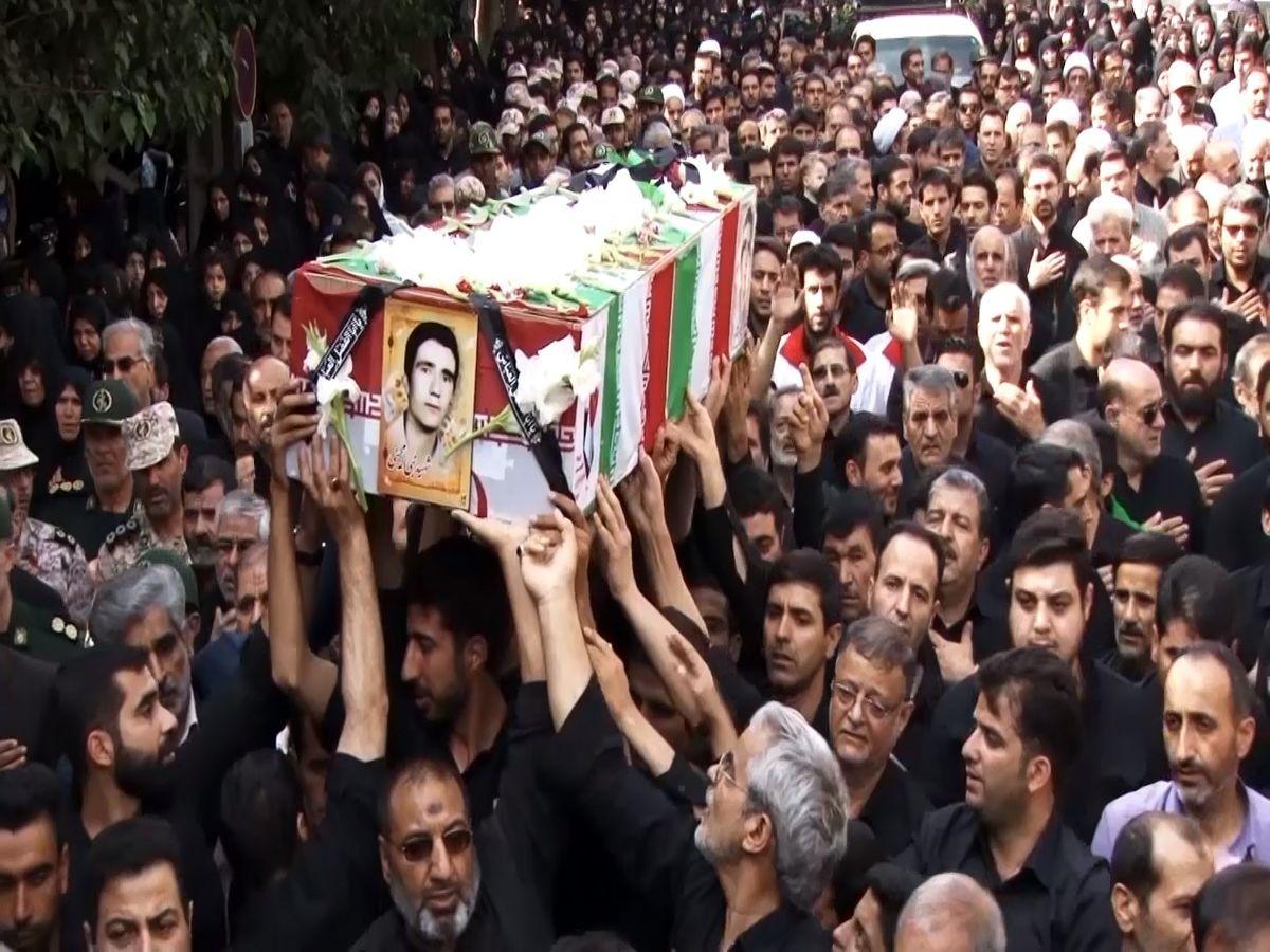 شناسایی هویت پیکر مطهر 58 شهید تازه تفحص شده