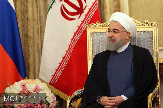 رییسجمهور سال نو را به مراجع عظام تقلید تبریک گفت