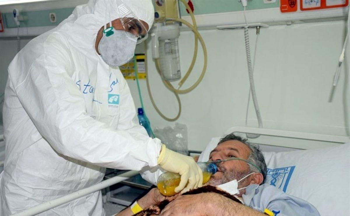 بستری 469 بیمار مبتلا به کرونا در البرز