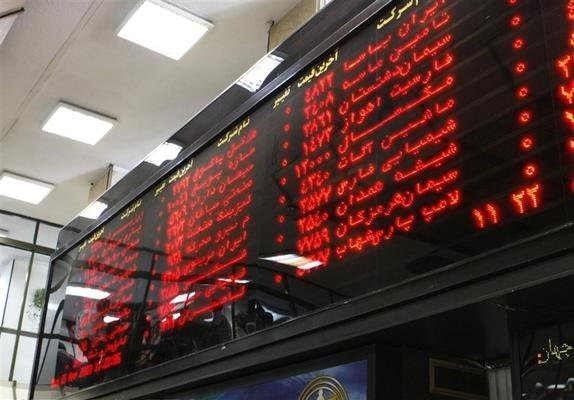 شاخص بورس ۳۷۲ واحد سقوط کرد