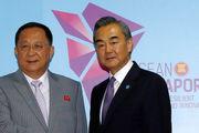 چین کاملا از کره شمالی حمایت می کند
