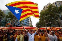 همه پرسی کاتالونیا به سخره گرفتن دموکراسی است