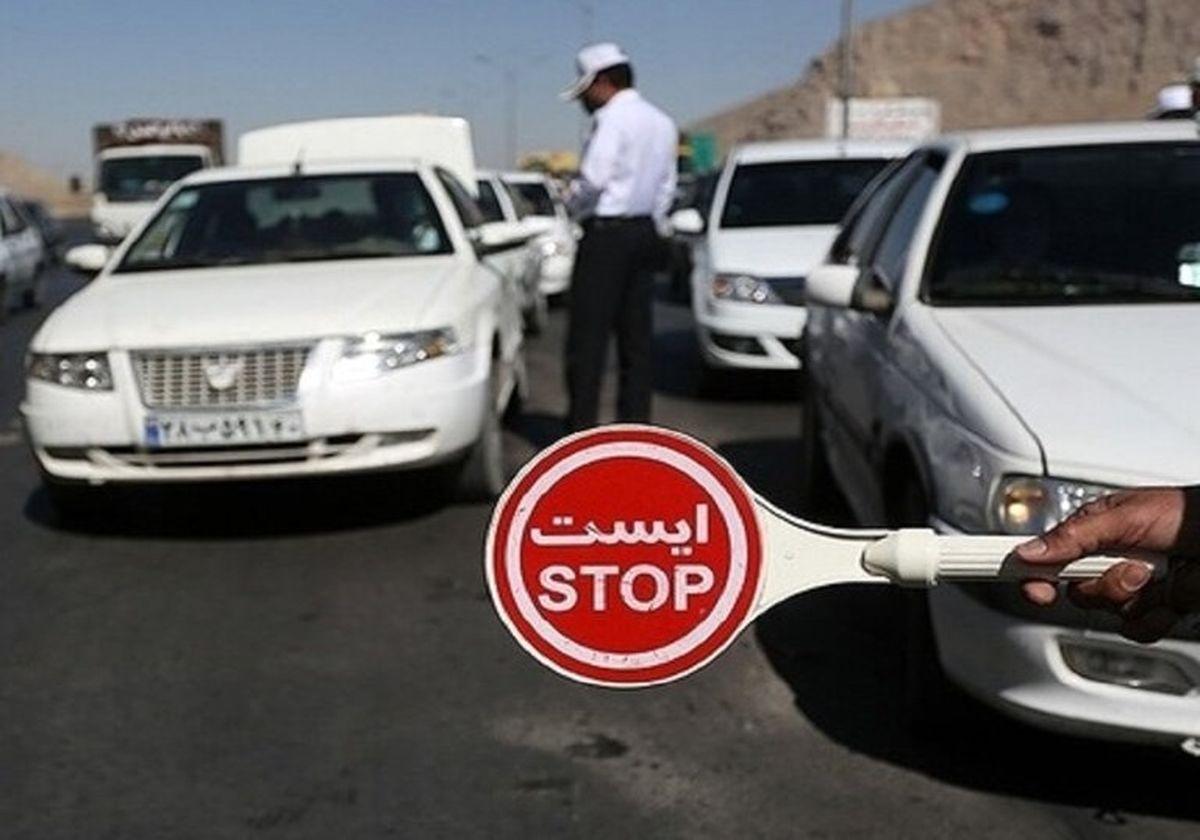 جریمه بیش از 300 دستگاه خودرو متخلف در هرمزگان
