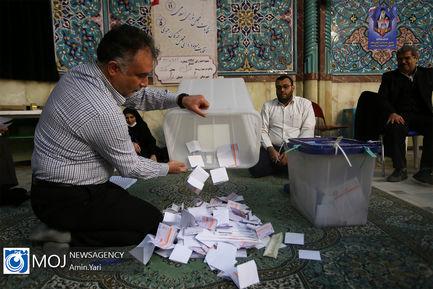 بازگشایی+صندوق+انتخابات+و+آغاز+شمارش+آرا