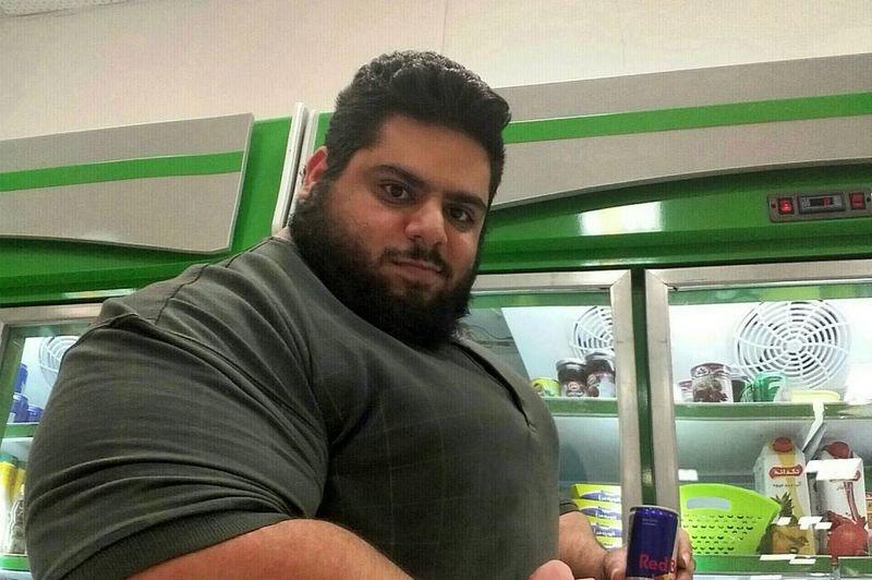 هالک ایرانی در برابر ترسناک ترین مرد جهان