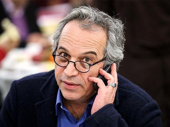 ایفای نقش محمد حسین لطیفی در فیلم کوتاه ودا