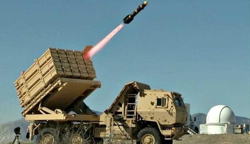 بزرگترین پایگاه ارتش سوریه هدف حمله موشکی قرار گرفت