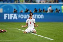 امکان صعود تیم ملی فوتبال ایران با این برد وجود دارد