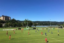 پیروزی پرگل روستوف برابر تیم جوانان آدمیرا واکر اتریش