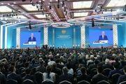 مراسم سوگند ریاست جمهوری قزاقستان برگزار شد