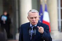 وزیر خارجه فرانسه وارد لبنان شد